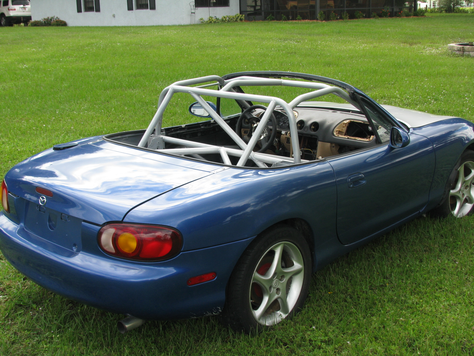 Now available from Treasure Coast Miata,Track Day or Spec