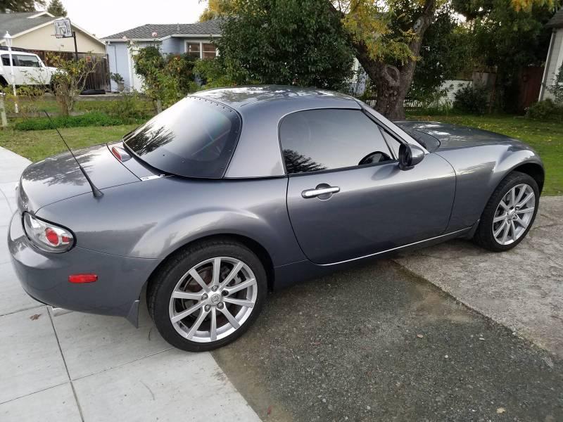 Mazda nc hardtop