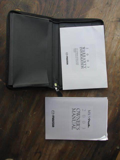 mazda miata owners manual complete set rh treasurecoastmiata com 2017 mazda mx 5 owners manual owners manual mazda mx 5