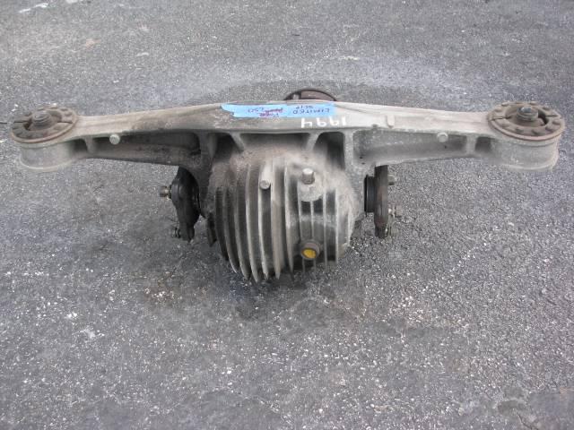 Miata Torsen Diff >> '94-'97 Limited Slip Rear Differential (TORSEN) 4.1 Ratio