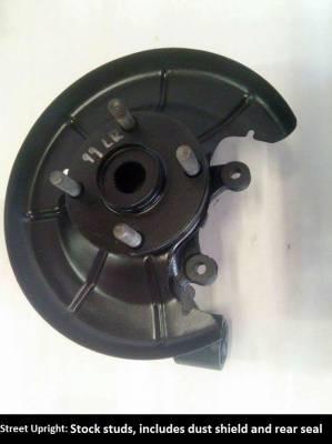 Rebuilt Miata Rear Upright/Knuckle and Hub