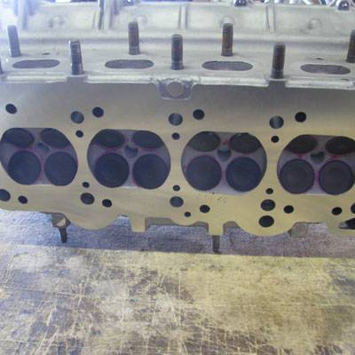Rebuilt Cylinder Heads and Engines
