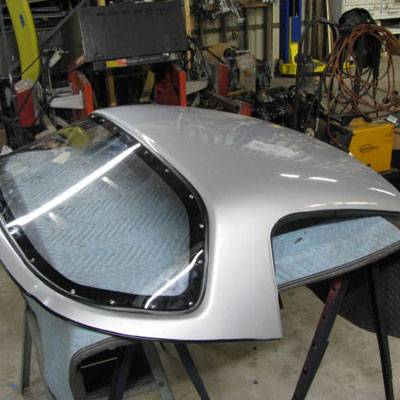 Light Weight Hard Tops and Body Parts