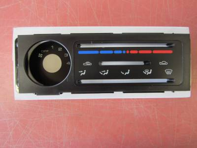 New OEM 90-97 Mazda Miata AC control panel plate - Image 1
