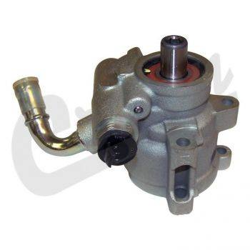 (1997-2002) TJ Jeep w/ 2.5L engine Crown Power Steering Pump - Image 1