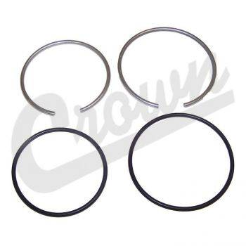 (1997-2002) TJ Jeep Crown Steering Gear Gear End Plug Seal Kit - Image 1