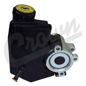 (1997-2006) TJ Jeep w/ 4.0L engine Crown Power Steering Pump - Image 1