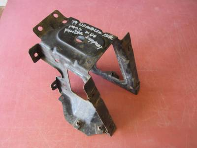 97-06 Jeep Wrangler TJ battery tray support bracket - Image 1