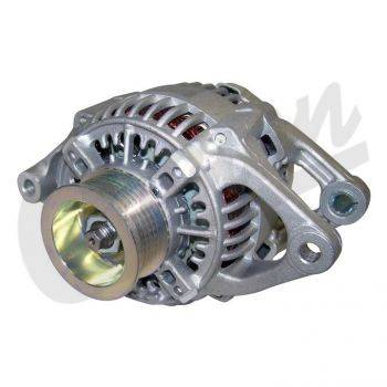 2001-2002 TJ Jeep 117 Amp Alternator w/ 2.5L engine. - Image 1
