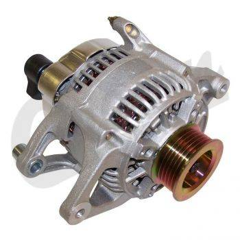 1997-2000 TJ Jeep w/ 2.5L engine and 1997-1999 w/4.0L engine 117 Amp Alternator. - Image 1