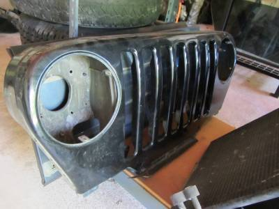 97-06 Jeep Wrangler tj grill - Image 1