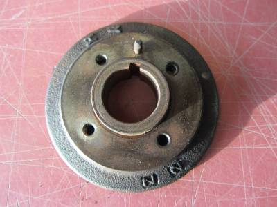 '91 - '05 Miata pulley boss, used - FREE SHIPPING - Image 1
