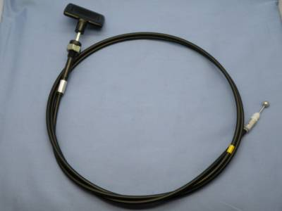 New OEM Hood Release Cable, NA01-56-720D Miata '90 - '97 - Free Shipping - Image 1