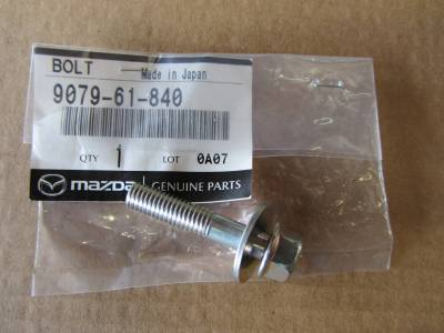 99 - 05 Miata battery bracket bolt - 9079-61-840 - Image 1