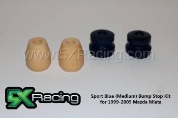 5X RACING SPORT BUMP STOP KITS FOR 1999-2005 MIATA - Image 1