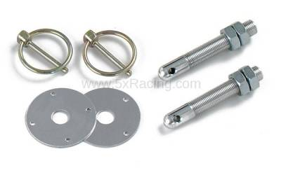Moroso Hood Pin Set - Image 1