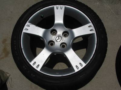 '03 Miata LS Alum Wheel - Image 1