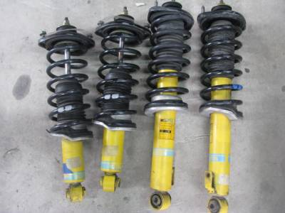 4 Bilstein Shock and Spring Assemblies - Image 1