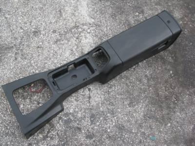 '90-'97 Miata Center Console, Black
