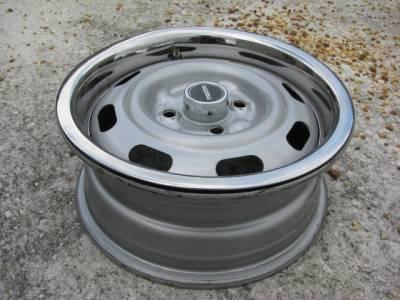 """14"""" by 5.5"""" Steel Miata Wheel - Image 1"""