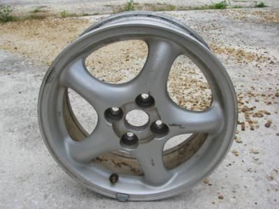 """15"""" by 6""""  5 Spoke Wheel"""