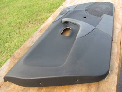 Miata '99-'00 Black Door panel, Driver
