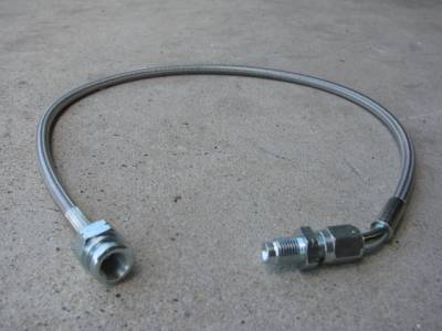 Extended Length Clutch Line for '90 -'05 Mazda Miata  - Free Shipping!
