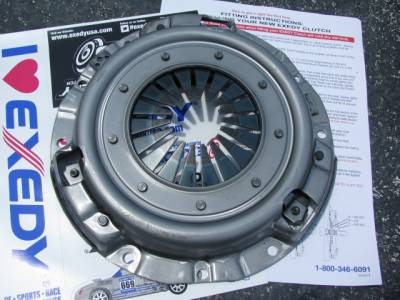 Exedy 1.6 Replacement Clutch Kit - Image 6