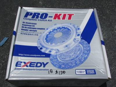 New Miata Parts '99-'05 - Drivetrain, Transmission, and Differential - Exedy 1.8 replacement Clutch Kit