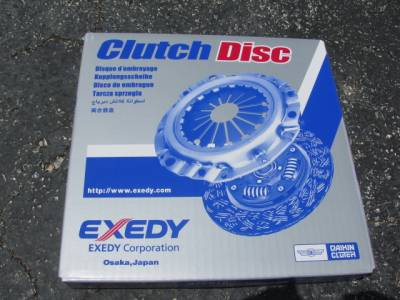 Exedy 1.8 replacement Clutch Kit - Image 2