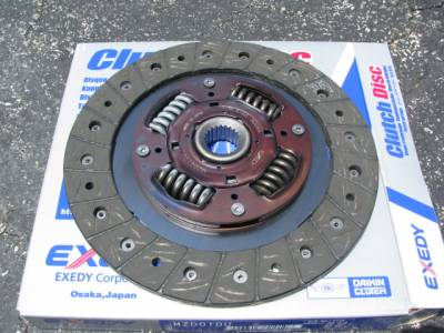 Exedy 1.8 replacement Clutch Kit - Image 3