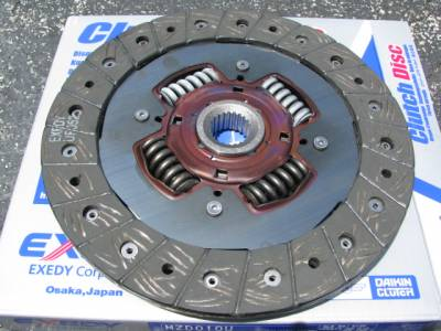 Exedy 1.8 replacement Clutch Kit - Image 4