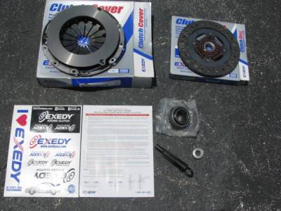 Exedy 1.8 replacement Clutch Kit - Image 11