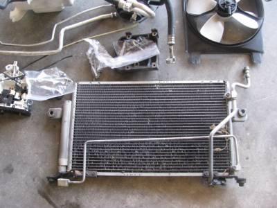 Miata 99-05 - Body, Internal Inc. Seats, Dash, AC, Tops - '99 - '00 Miata Complete AC Kit
