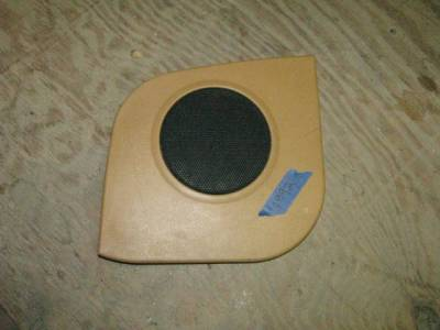 Miata 90-97 - Body, Internal Inc. Seats, Dash, AC, Tops - '90 - '97 Tan Speaker Cover