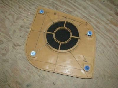 '90 - '97 Miata Tan Speaker Cover - Image 2