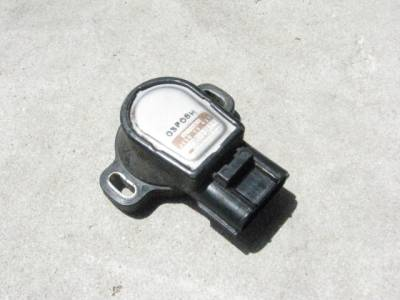 Miata 90-97 - Engine & Accessory Components - Throttle Position Sensor '94 - '97