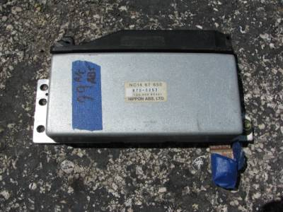 Miata 99-05 - Electrical, Engine and Body - '99 - '00 ABS Module