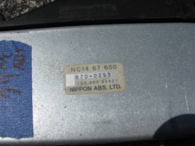 '99 - '00 ABS Module - Image 2