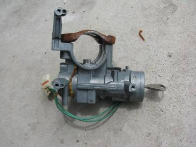 '99-'00 Ignition Lock Cylinder with Key - Image 4
