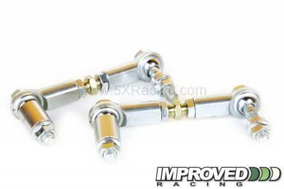 5xRacing Improved Adjustable Front Sway Bar End Links, '90 - '05 Miata - Image 2