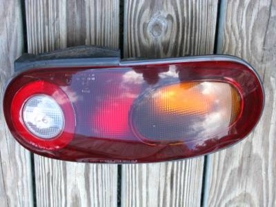Miata 90-97 - Miata Body, External Inc. Lighting - Mazda Miata '90-'97 Tail Light Assembly, Passenger