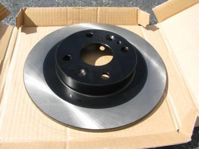 Centric 1.8 Premium Rear Brake Rotor '94 - '05 Non Sport