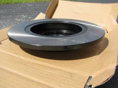Centric 1.6 Premium Rear Brake Rotor '90 - '93 - Image 2