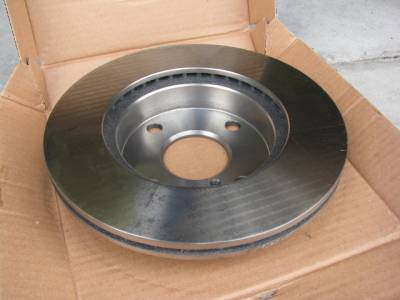 Centric C-TEK OEM Replacement 1.6 Front Brake Rotor '90 - '93