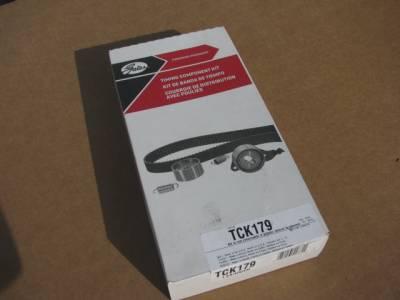 New Miata Parts '99-'05 - Engine & Accessory Components - '90-'05 Miata Gates Full Timing Component Kit