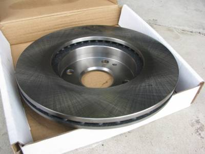 Centric C-TEK OEM Replacement 1.8 Front Brake Rotor '01 - '05 Sport (larger diameter)