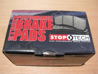 Stoptech Street Performance 1.8 Sport (larger caliper) Front Brake Pads, Set