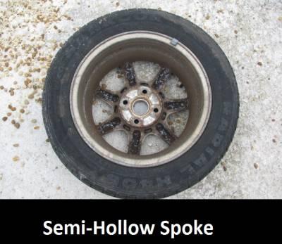 """14"""" by 6"""" 7 Spoke Wheel - Image 3"""