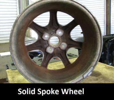 """14"""" by 6"""" 7 Spoke Wheel - Image 2"""